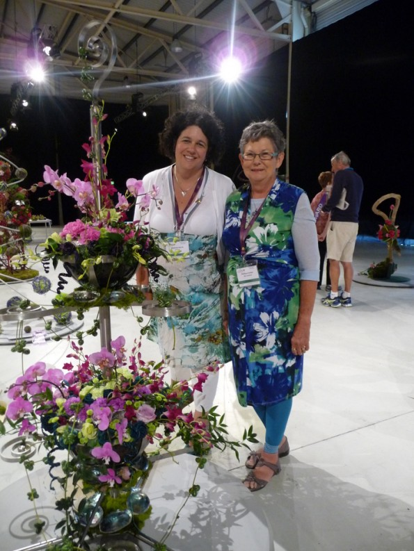 And with Mum next to her entry in Class 27 – Perpetual Motion